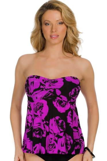 Magicsuit Gypsy Rose Ava Tankini Top