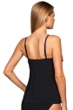 Magicsuit Black Jaclyn Underwire Tankini Top