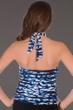 Magicsuit Blurred Lines Nicole Underwire Tankini Top