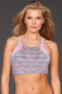 TLF Apparel TKO Cake Space Cusp High Impact Sports Bra