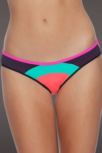Body Glove Borderline Surfrider Full Coverage Bikini Bottom