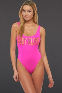 Body Glove 80's Throwback The Look Body Glove One Piece Swimsuit