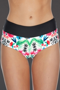Body Glove Reflection Sweetie High Waisted Bikini Bottom