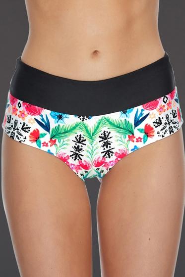 Body Glove Reflection Sweetie High Waisted Bikini Bottom