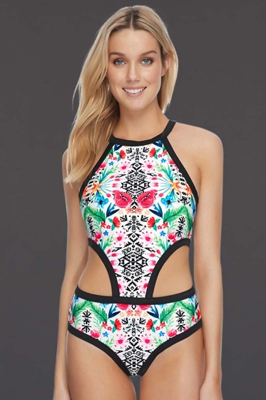 Body Glove Reflection Millie One Piece Swimsuit