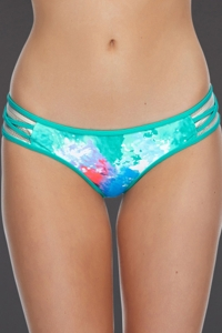 Body Glove Dreams Surfrider Full Coverage Bikini Bottom
