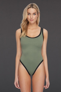 Body Glove Seaway Rocky One Piece Swimsuit