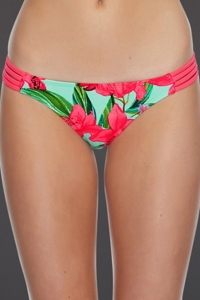 Body Glove Winona Flirty Surf Rider Full Coverage Bikini Bottom
