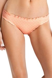 Seafolly Peach Havana Hipster Bikini Bottom