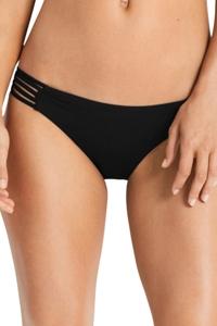 Seafolly Black Brazilian Bikini Bottom
