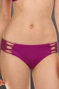 Isabella Rose Lolita Crochet Maui Full Bikini Bottom