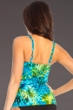 Miraclesuit Junglemania Paramore Underwire Tankini Top