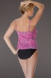 Miraclesuit Tinted Love Tiering Up Tankini Top