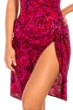 Miraclesuit Tile Style Tie Side Sarong Cover Up