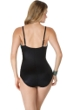 Magicsuit Anaconda Lisa Underwire High Neck One Piece Swimsuit