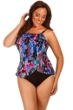 Magicsuit Skin Tight Plus Size Lisa Underwire One Piece Swimsuit