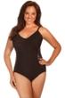 Magicsuit Stud Muffin Plus Size Lauren One Piece Swimsuit