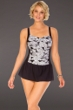Shape Solutions Lady Lace Skater Dress