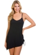 2-in-1 Magicsuit Solid Black Brynn Underwire One Piece Swimsuit