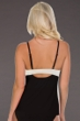 Magicsuit Black White Color Block Venus Underwire Tankini Top