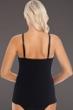 Magicsuit A Lister Black Underwire Marni High Neck Tankini Top
