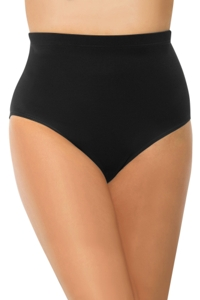Magicsuit Black Retro High Waisted Tankini Bottom
