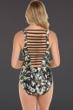 Magicsuit G.I. Jane Steffi Strappy Back One Piece Swimsuit