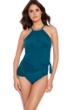 Magicsuit Convertible Parker High Neck Underwire Swimdress