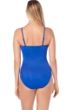 Magicsuit Cobalt Blue Isabel Underwire One Piece Swimsuit