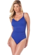 Magicsuit Twilight Blue Mikki Strappy Back One Piece Swimsuit