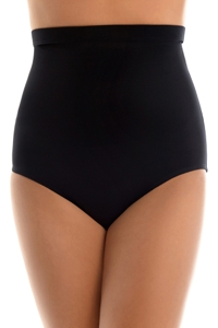 Magicsuit Black High Waisted Tankini Bottom