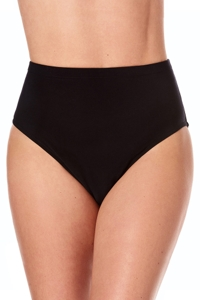 Magicsuit Black Classic Brief Tankini Bottom