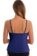 Magicsuit Midnight Blue Rita Triple Tier Tankini Top