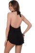 Magicsuit Black Bianca Swim Romper One Piece Swimsuit