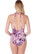 Magicsuit Good Vibes Trudy Strappy Back One Piece Swimsuit