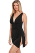 Magicsuit Black Celine Covertible Swimdress