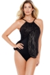 Magicsuit Gold Leaf Jill One Piece Swimsuit