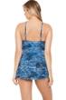 Magicsuit Denim Blue Jean Parker One Piece Swimsuit