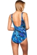 Miraclesuit Animal Magnetism Oceanus One Piece Swimsuit