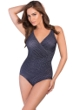 Miraclesuit Midnight Pin Point Oceanus One Piece Swimsuit