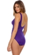 Miraclesuit Violet Palisades One Piece Swimsuit