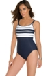 Miraclesuit Midnight Sports Page Rigamarole One Piece Swimsuit