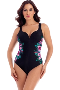 Miraclesuit Tahitian Temptress Temptress One Piece Swimsuit