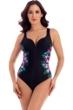 Miraclesuit Tahitian Temptress Temptress One Piece Swimsuit