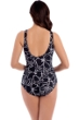 Miraclesuit Savannah Oceanus Surplice One Piece Swimsuit