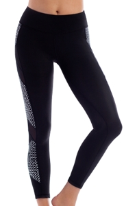 Miraclesuit Grid Lock Active Swim Paddle Legging