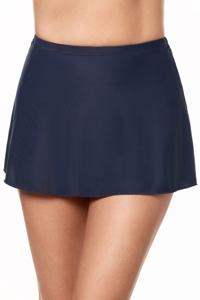 Miraclesuit Midnight Blue Swim Skirt