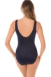 Miraclesuit Illusionist Midnight Blue DD-Cup Palma One Piece Swimsuit