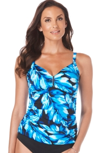 Trimshaper by Magicsuit Aspen Bella Tankini Top