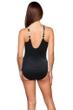 Trimshaper by Magicsuit Cascade Debbie Shirred One Piece Swimsuit